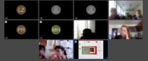První on-line školení ICT po kontrole MŠMT