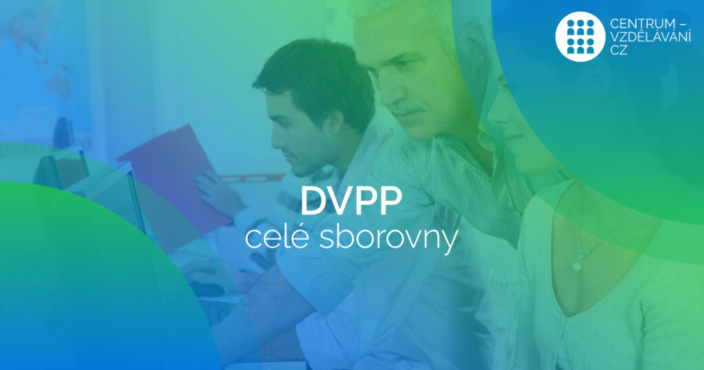 DVPP léto 2021 - celá sborovna se vzdělává