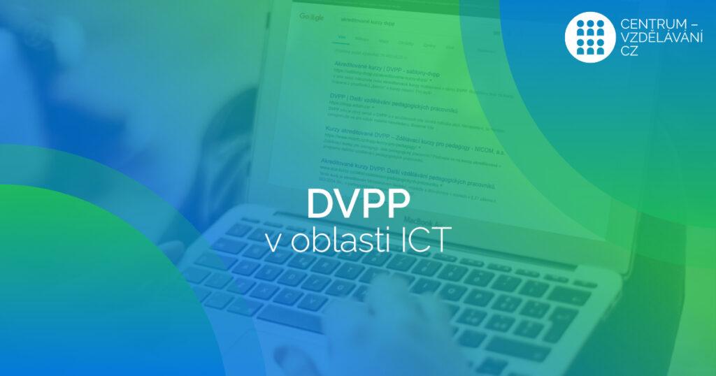 DVPP v oblasti ICT