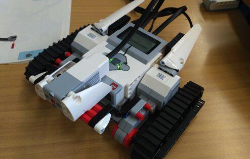 Robotické hračky ve výuce pro ZŠ/SŠ - roboticke hracky lego mindstorms