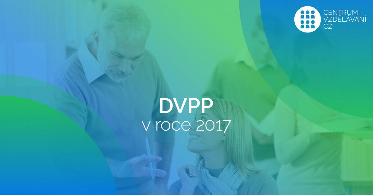 Přehled kurzů DVPP za rok 2017