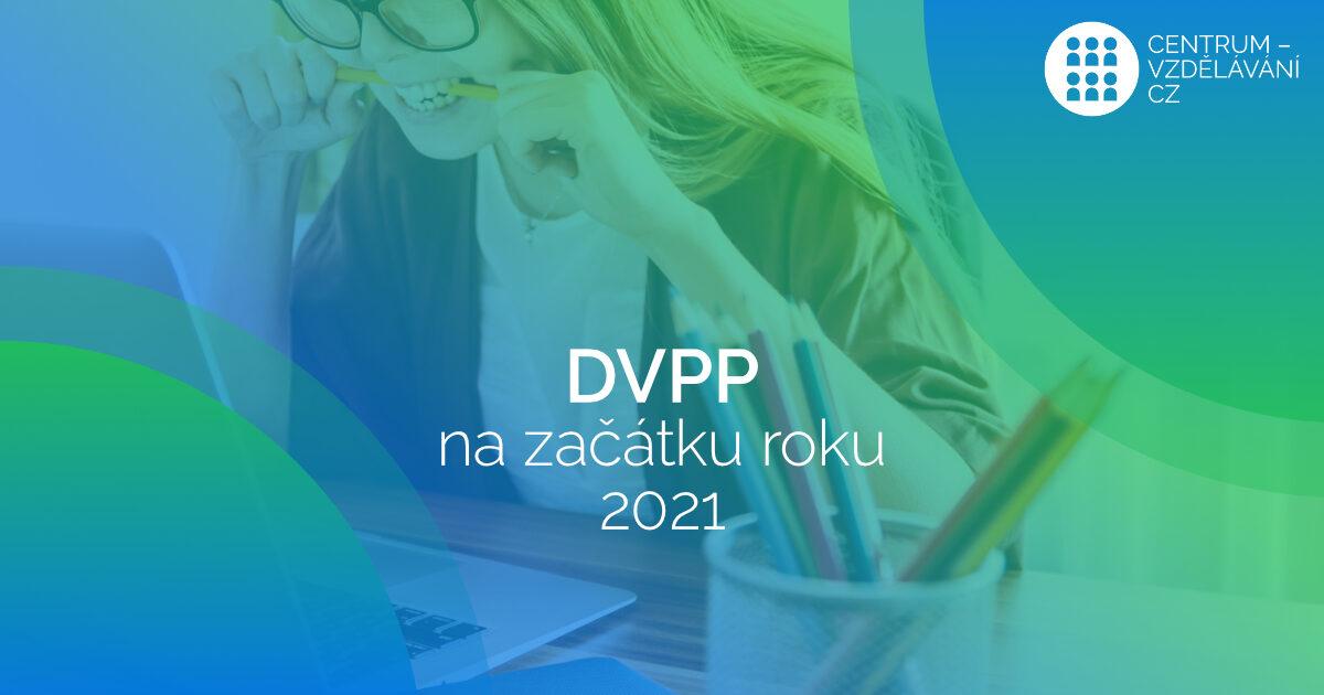 DVPP akreditované kurzy a školení na začátku roku 2021