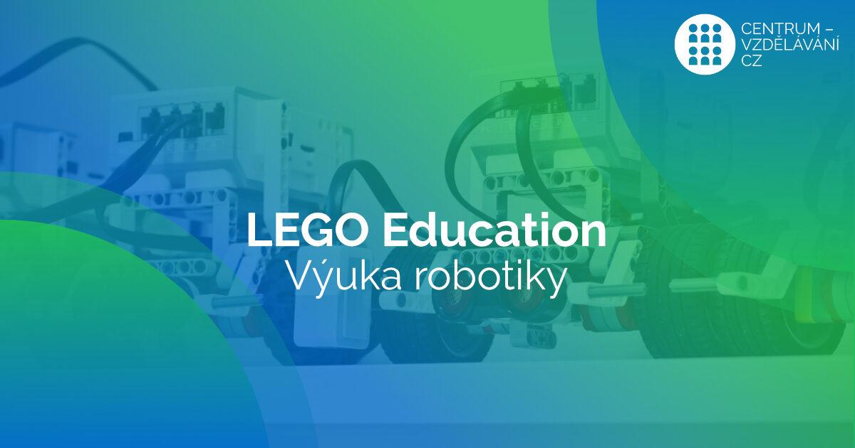 DVPP - Lego Education - Výuka robotiky